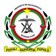 Logo of the Université Ougadougu